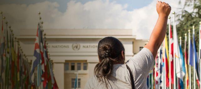 Une avancée majeure à l'ONU