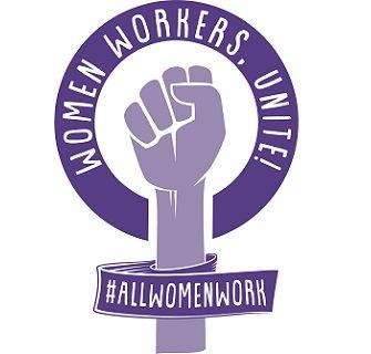 La campagne internationale #AllWomenWork a été lancée le 1er mai 2019 par les membres d'ActionAid. Elle rassemble des organisations féministes, de développement et de défense des droits.