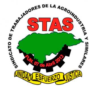 Le Sindicato de Trabajadores de l'Agroindustria y Similares (STAS), que nous soutenons pour la troisième fois dans son bras-de-fer avec Fyffes au Honduras.