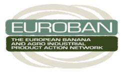 Le réseau d'ONG européennes EUROBAN, pour des plantations de fruits tropicaux socialement justes, économiquement viables et écologiquement saines.