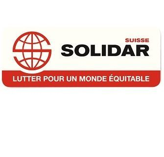 With more than 60 projects on four continents, Solidar Suisse is an NGO committed to decent working conditions, democratic participation and social justice.  Through its advocacy campaigns, Solidar Suisse puts pressure on political and economic actors to put an end to human rights violations in the poorest countries.